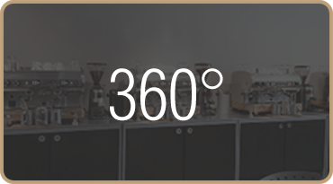 360° Degree Barista Basics Training Room Tour