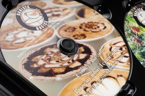 Coffee Art & Presentation Techniques DVD